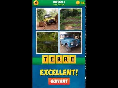Solution Du Jeu 4 Images 1 Mot Plus Niveau 1 By Jeux De Mobile
