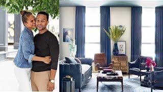 Step Inside John Legend And Chrissy Teigen's New York City Home!!!