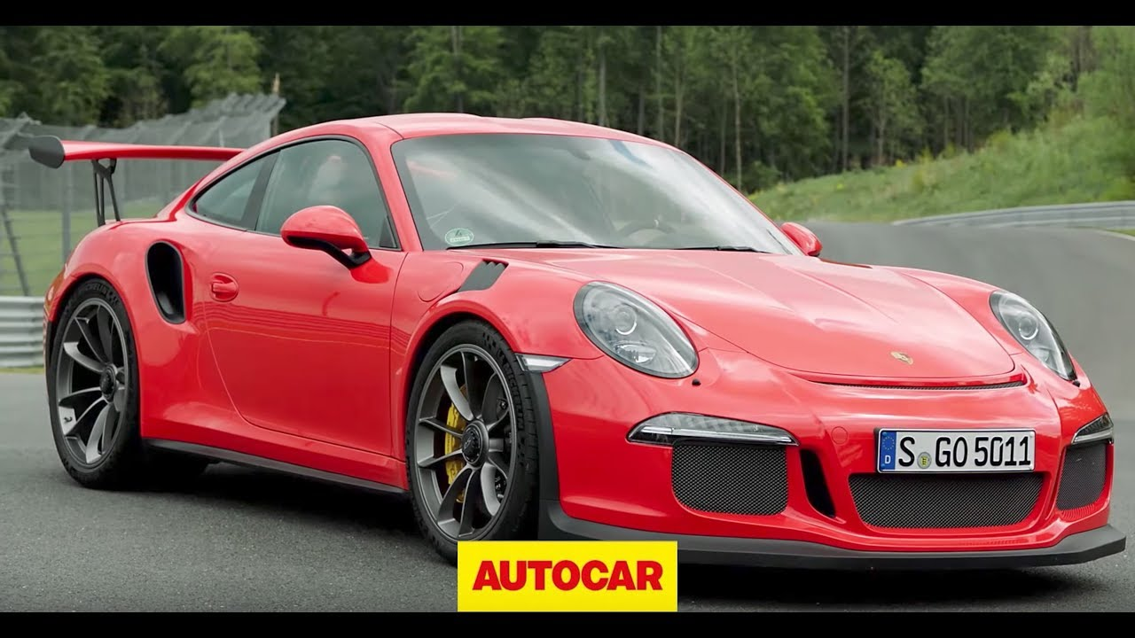porsche 911 gt3 rs flat out on track car review youtube. Black Bedroom Furniture Sets. Home Design Ideas