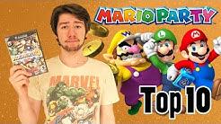 The Top 10 Mario Party Games