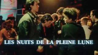 Eric Rohmer - Les nuits de la pleine lune (1984) Trailer
