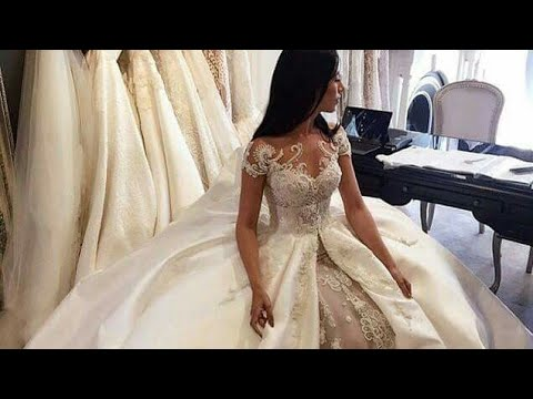 western-bridal-ball-gown-/-latest-prom-dresses
