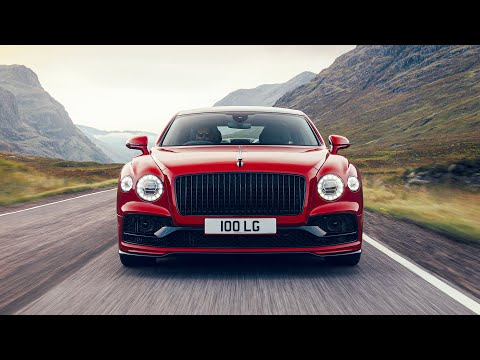 2021 Bentley Flying Spur V8 – The Best Luxury Sedan in the World?