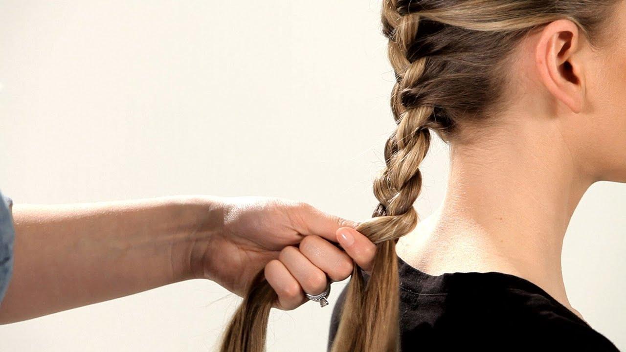 How to do a french braid braid tutorials youtube ccuart Choice Image