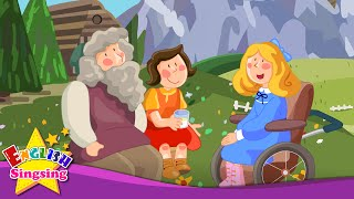 Heidi - Who is she? (Introducing) - English great man story for Kids