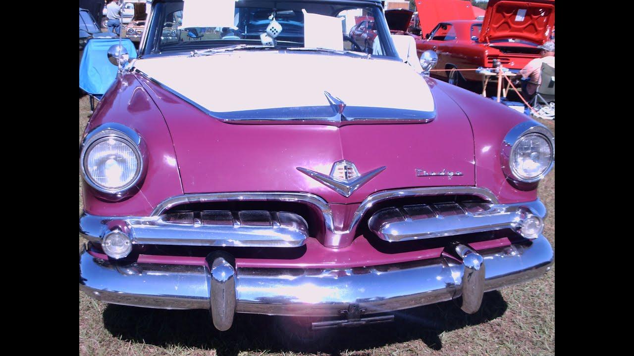1955 dodge royal barn find for sale - 1955 Dodge Royal Lancer Two Door Hardtop Tritone Ocalagarlits110313 Youtube