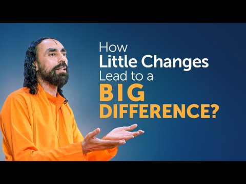 Get 1% Better Everyday to See How it Transforms your Life - MUST WATCH | Swami Mukundananda