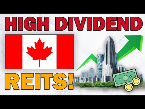 2 HIGH DIVIDEND Canadian REITS To Buy For Passive Income (2021)