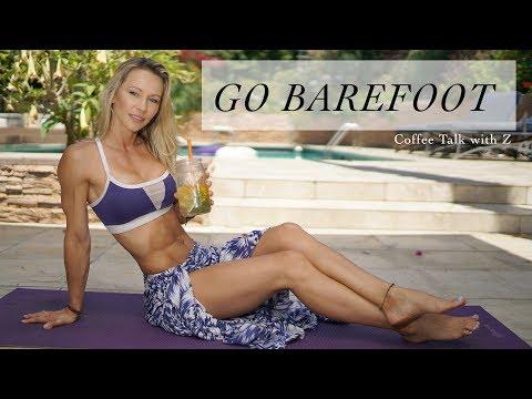 GO BAREFOOT - Coffee Talk with Z