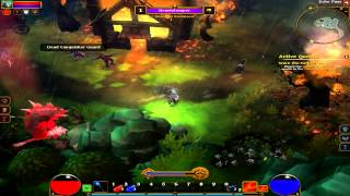 Ban Dat Light ! xD // Torchlight II