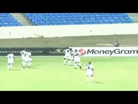 steven lecefel with  Martinique vs Cuba (highlights)  Group B - Caribbean Cup 2012 - YouTube
