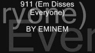 Download EMINEM - 911 (w/ Boo Yaa T.R.I.B.E. & B-Real) MP3 song and Music Video