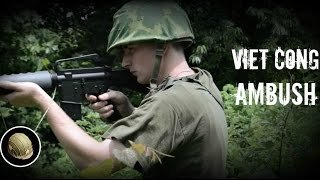 VIET CONG AMBUSH - Vietnam War Short Film