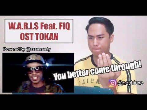 Free Download W.a.r.i.s Ft Fiq - Ost Tokan | Singer Reacts Mp3 dan Mp4