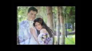 Свадьба  Александр и Асель