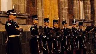 Un dia en el Heroico Colegio Militar - Grupo Reforma