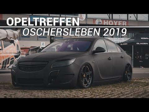 Opeltreffen Oschersleben 2019