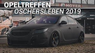 Opeltreffen Oschersleben 2019 | Aftermovie | MWTV