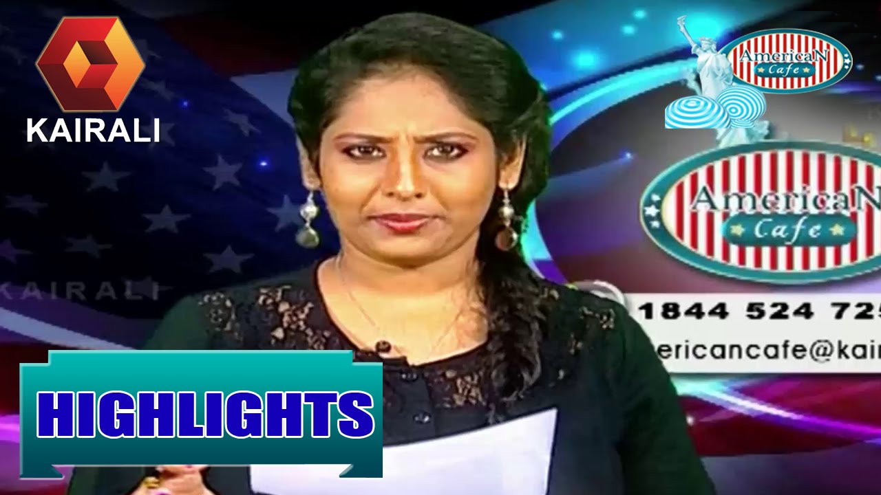 American Cafe | 22nd June 2015 | Highlights