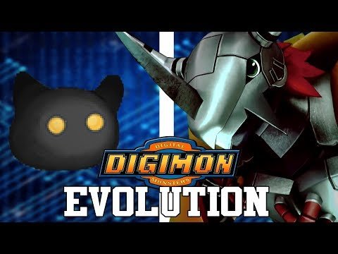 DIGIMON GAMES - EVOLUTION (1998 - 2017) DEFINITIVE EDITION - EVOLUCIÓN HD 1080p