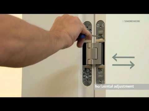 Tectus 174 Concealed Hinges 3 D Adjustments New Models