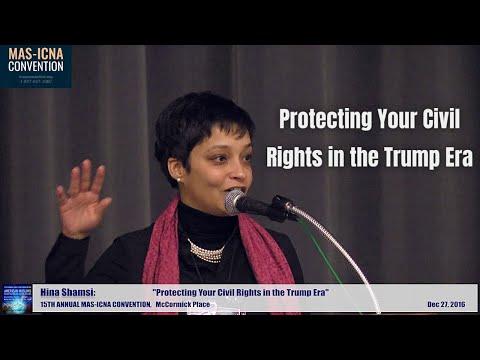 Hina Shamsi | Protecting Your Civil Rights in the Trump Era | 15th MAS ICNA Convention