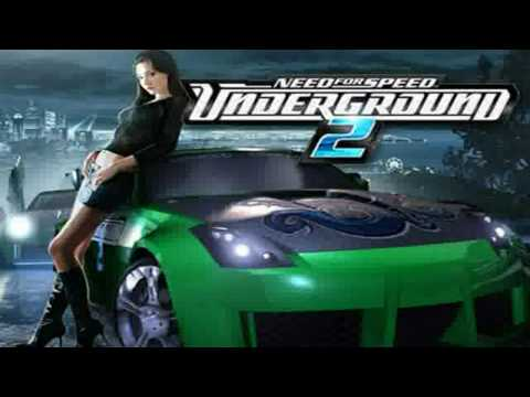 Need For Speed Underground 2 Paul Van Dyk Nothing But You Cirrus Remix (HD)