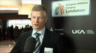 London 2011 European Athletics Congress