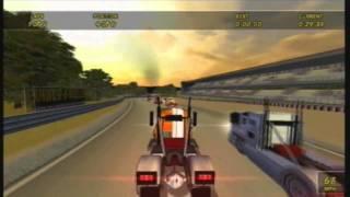Super Truck Racer (Wii) bemutató - overcooler [HUN]