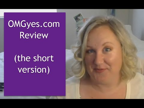 OMG yes review, Single mom activities day 4