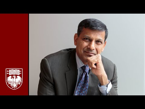 Virtual Harper Lecture: The Impact of COVID-19 on the Global Economy, featuring Raghuram Rajan