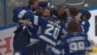 Tampa Bay Lightning Are Back To Back Stanley Cup Champs