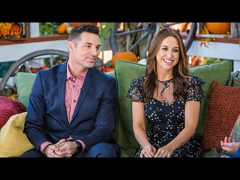 Lacey Chabert & Brennan Elliot visit  Home & Family