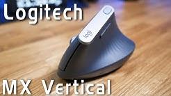 Logitech MX Vertikal - Die ergonomische Computer- Maus - Deutsch
