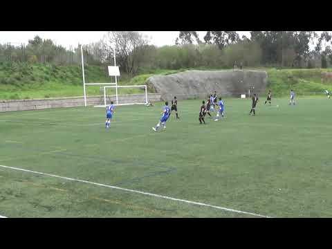 Goles Monteporreiro 2-3 JuvenilAOurenseCF