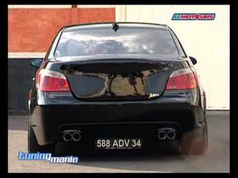 Bmw E60 530d By Audio Star Youtube