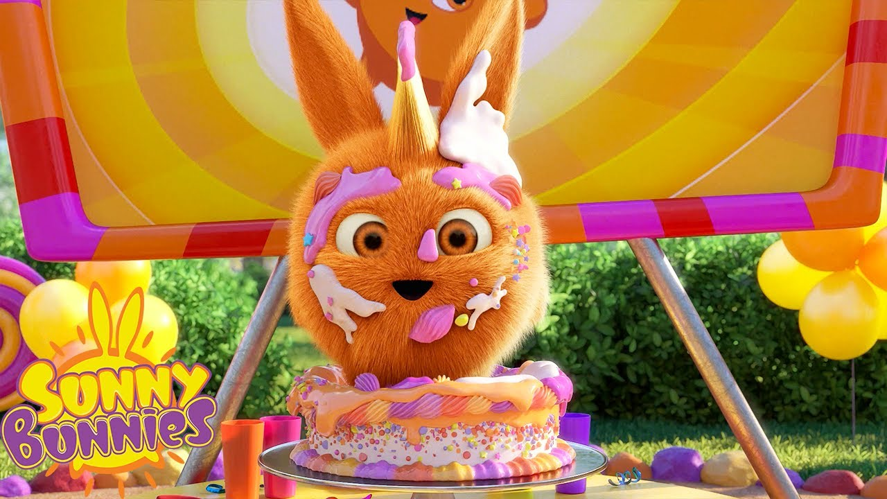 SUNNY BUNNIES - Birthday Cake | Season 5 | Cartoons for Children