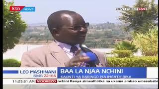 Wakaazi wa Pokot wahamia Uganda kutafuta maji na malisho