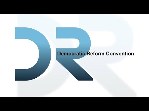 Democratic Reform Convention Highlights