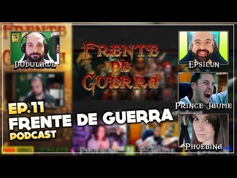 Frente de Guerra Podcast Ep. 11 - Novedades JcJ BFA | Programa en directo resubido