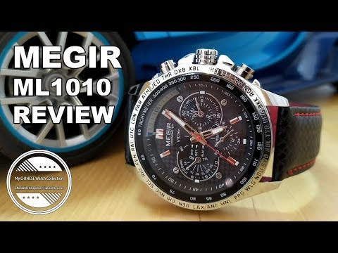 "$10 ""Racing"" Watch - How Good Can It Possibly Be? 