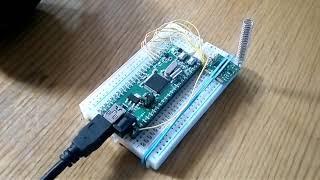 SI4432 + STM32 CW beacon