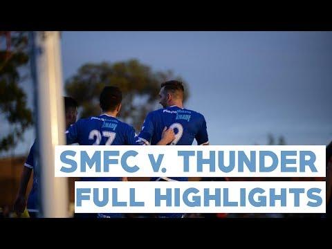 NPLVIC 2018 RD2 - Dandenong Thunder v. South Melbourne