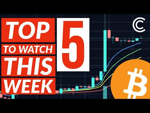 TOP 5 Cryptocurrencies to watch this week – Bitcoin Today [June 22nd 2020]