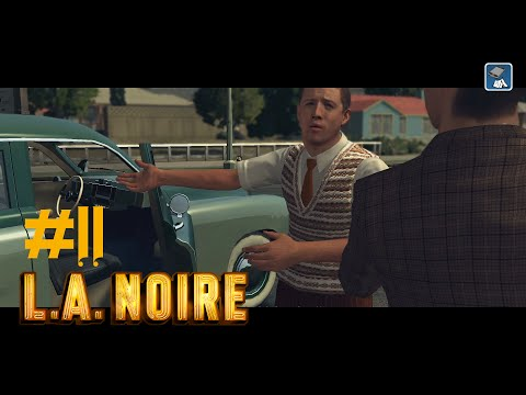 #11 | Der grüne Kaiser Frazer | Let's Play L.A. Noire