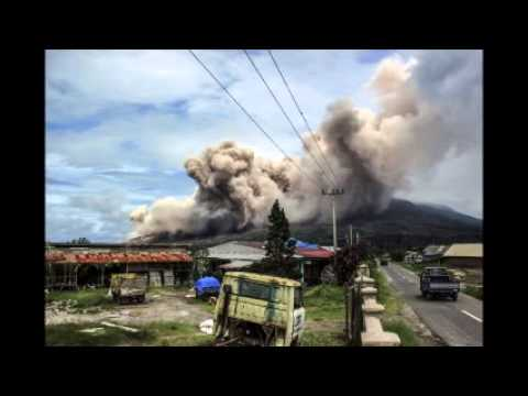 Indonesia: Sinabung volcano continues to threaten