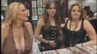 Penn & Teller: Bullshit extended interview Lynn LeMay