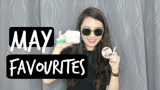 May Favourites | Fluffedupflair