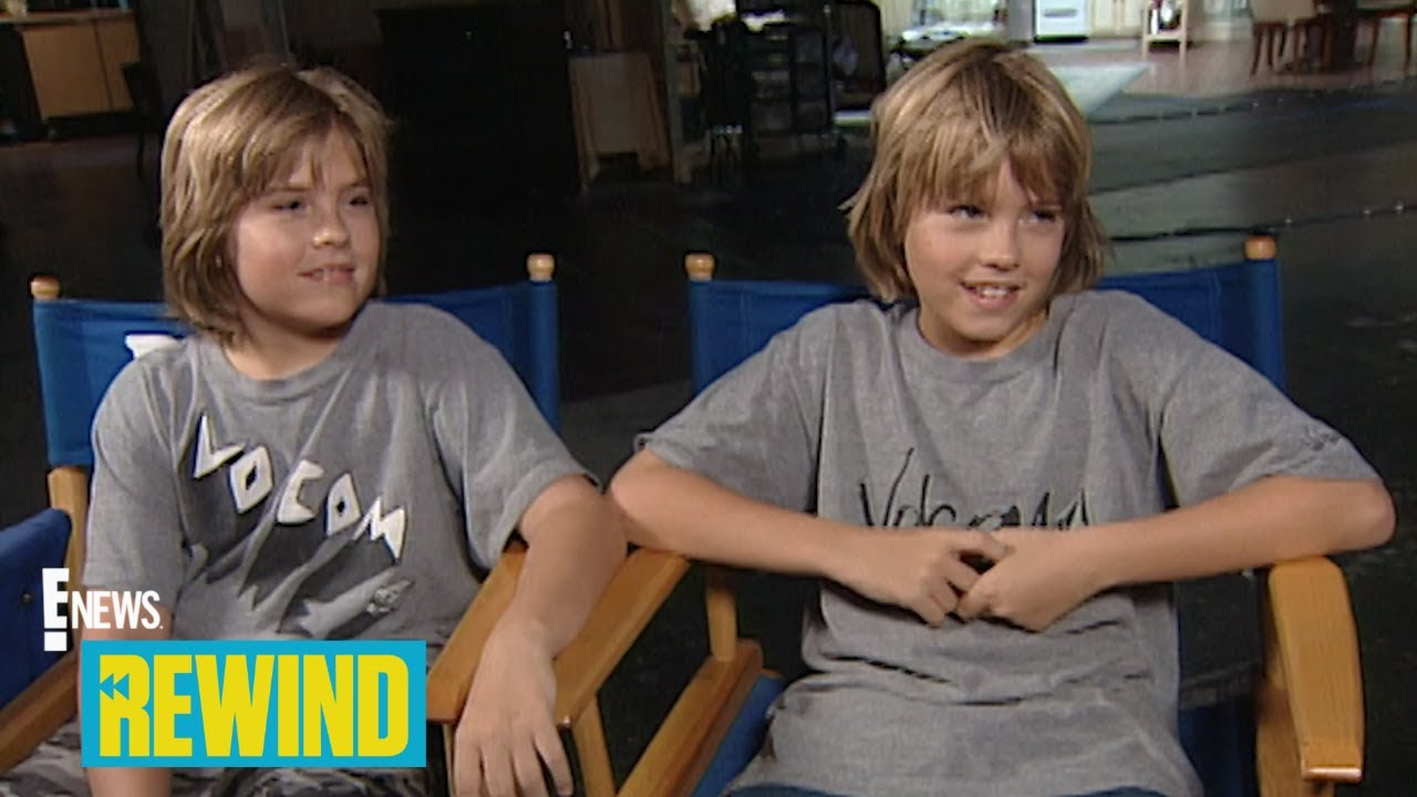 """Download """"The Suite Life of Zack and Cody"""" Turns 15: Rewind   E! News"""