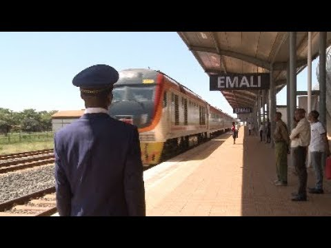 Mombasa-Nairobi Railway Brings Business Opportunities to Small Town of Emali